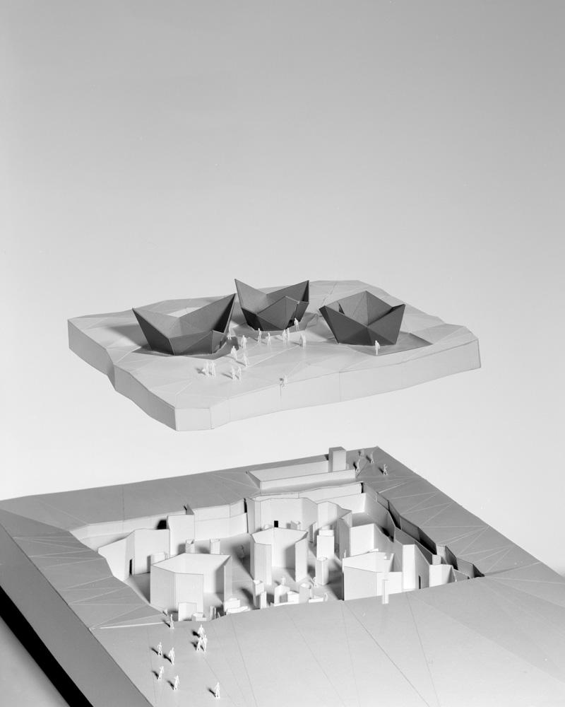 Arthur's Architekturmodell