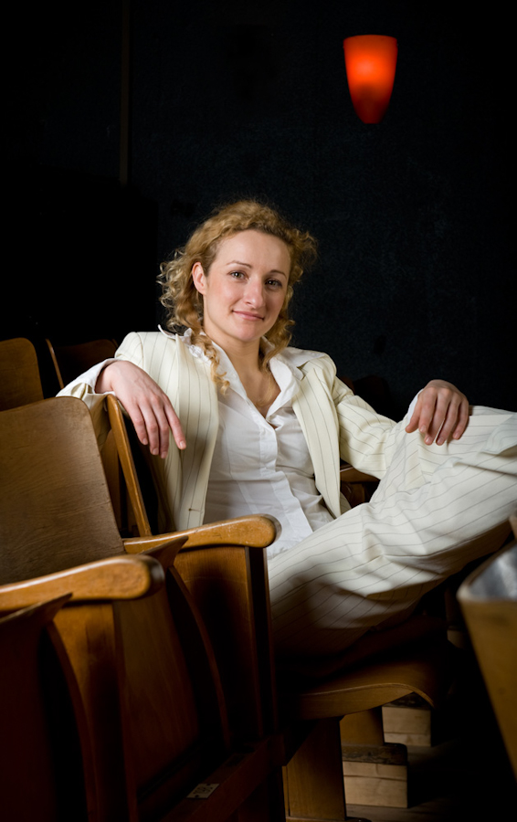 Evgenia Tarutin Schauspielerin aus Köln