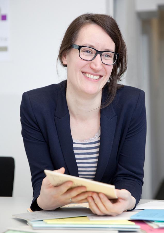 Mitarbeiterin von a.r.t.e.s Universität zu Köln