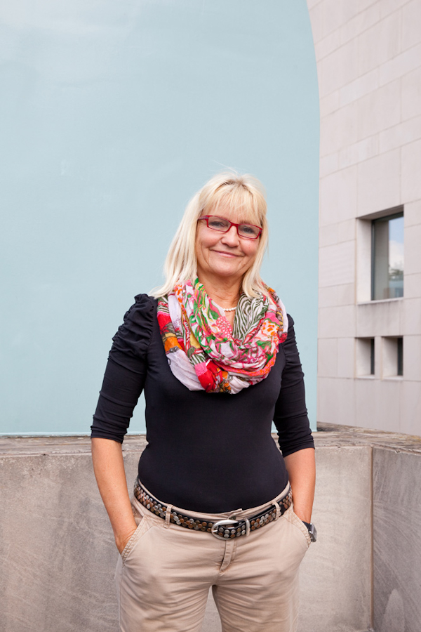 Marianne Enyeter Mitarbeiterin bei Aktion Mensch
