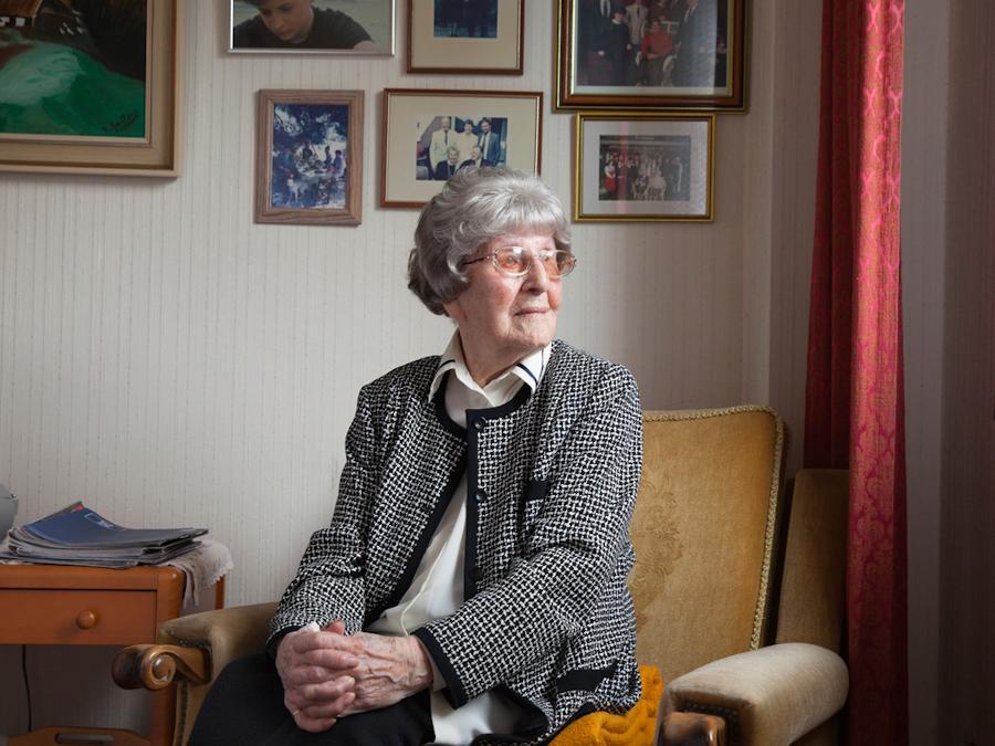 Ella Balkow, 102 Jahre (Menschen - das Magazin)