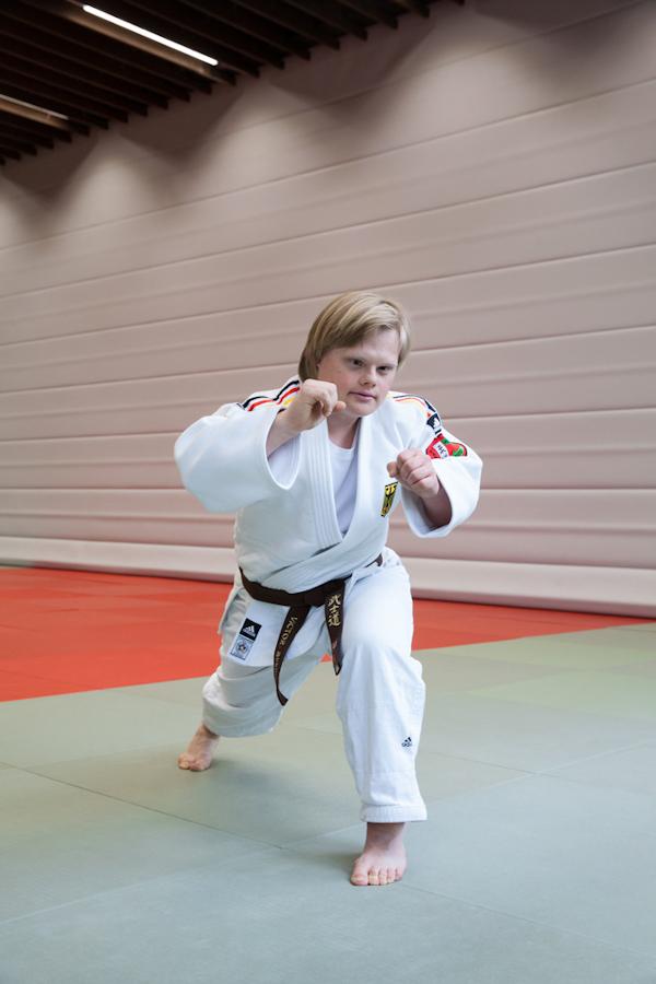 Victor Gdowczok trainiert im Olympiastützpunkt (Menschen - das Magazin)