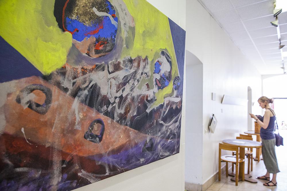 Malerei von Houssam Alloum