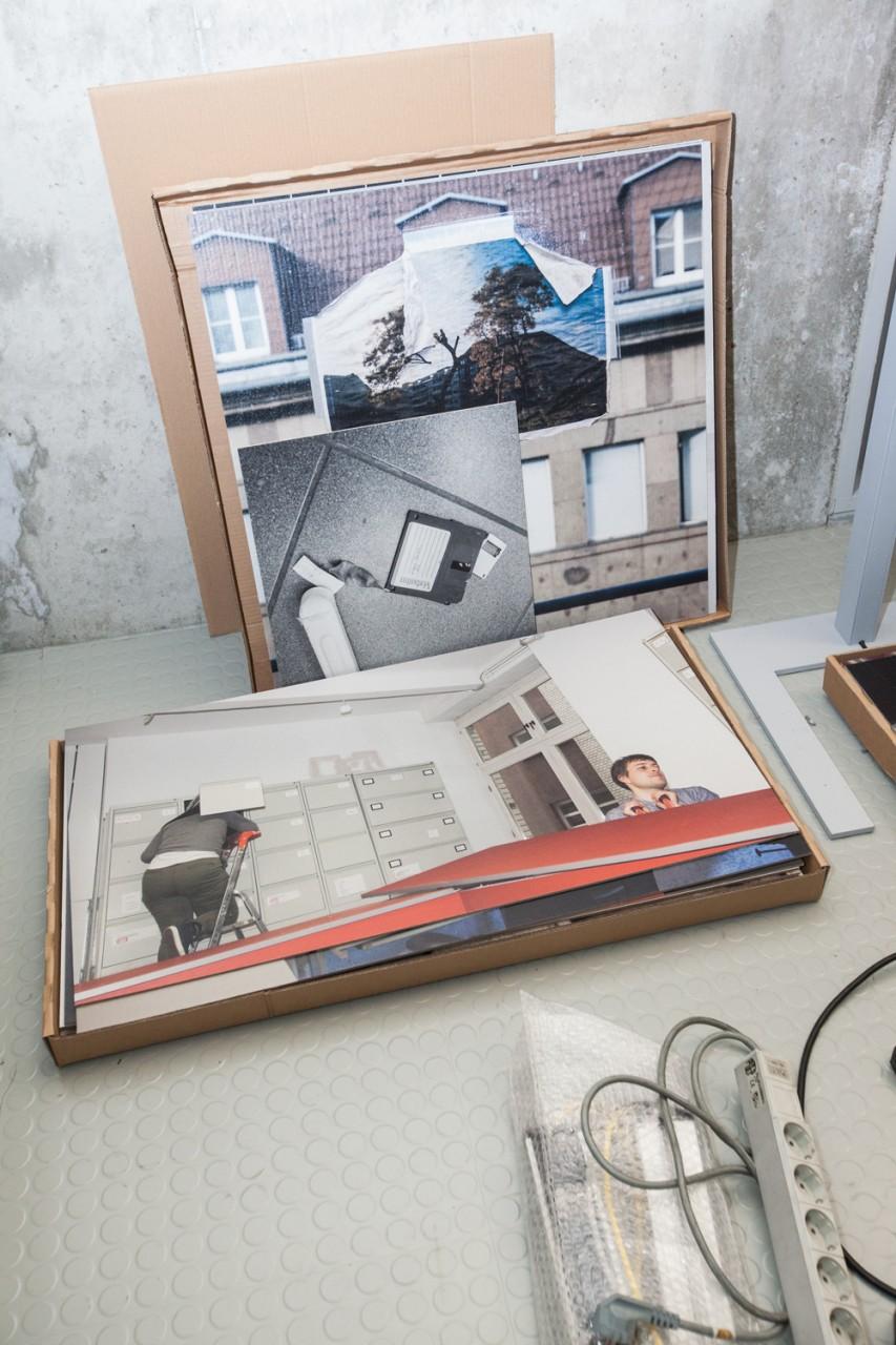 taz Umzug, Kunstaktion, Performance, 2019